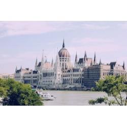 Déco murale Parlement Hongrois