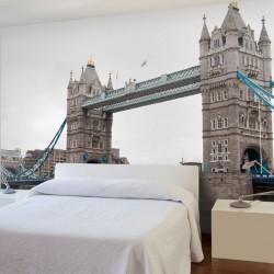 Adhésif mural pont de Londres