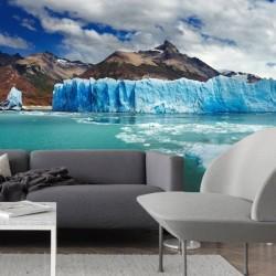 Décoratif glaciers de...