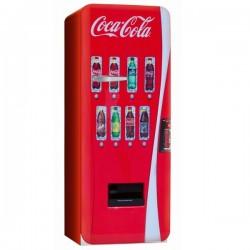 Sticker machine Coca-Cola