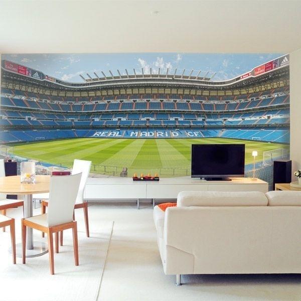 Papier peint Santiago Bernabéu