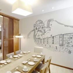 Déco murale La Grande Muraille