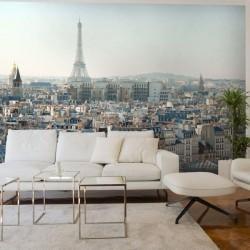 Déco murale ville de Paris
