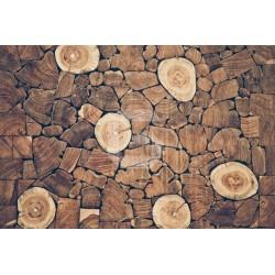 Bois empil stickers pour votre meuble - Stickers pour meuble en bois ...