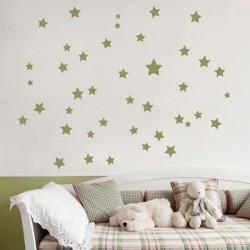 Sticker enfant étoiles