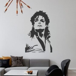 Sticker Michael Jackson 3