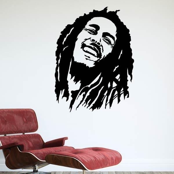 Bob Marley | stickers muraux