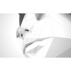 Déco murale dessin 3D