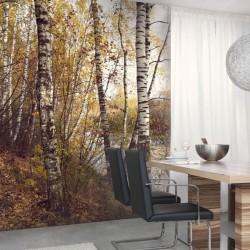 Adhésif mural arbres 6