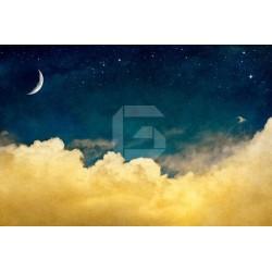 Adhésif au-dessus des nuages