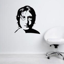 Sticker mural John Lennon