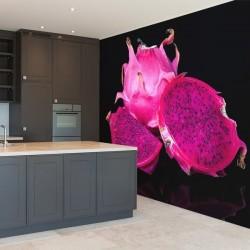Déco murale fruit du dragon