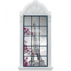 Autocollant fenêtre Tour Eiffel