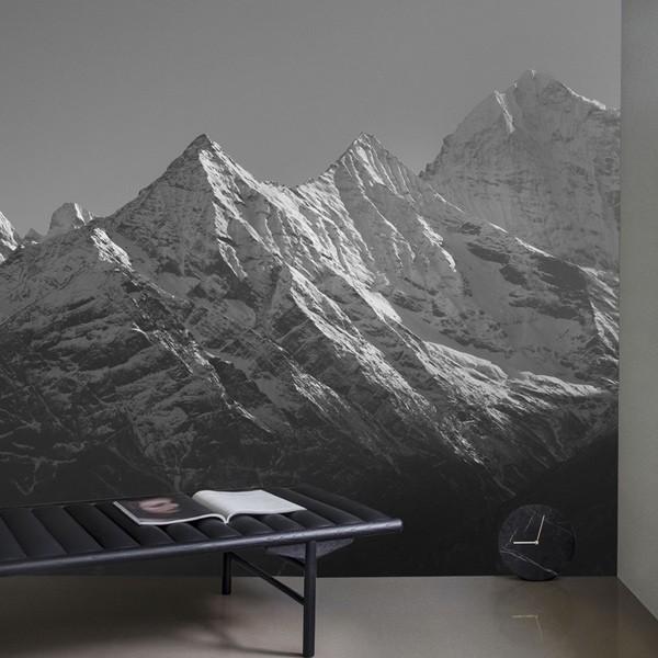 Papier peint les Pyrénées