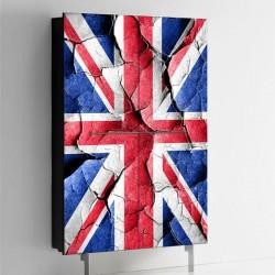 Sticker drapeau du...