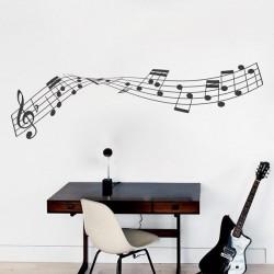 Sticker notes de musique 5