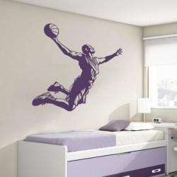 Sticker déco basketball 4