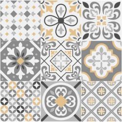 Stickers Carreaux arabesque