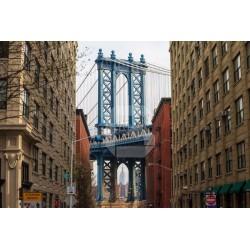 Déco murale pont de Brooklyn 2