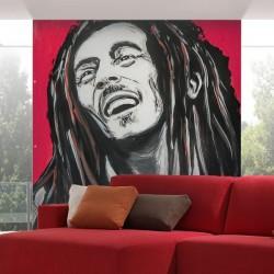Papier peint Bob Marley 1