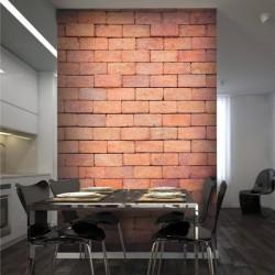 Papier peint mur de briques