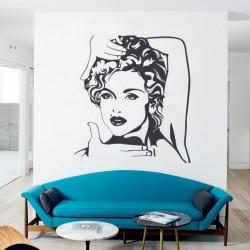 Autocollant mural Madonna
