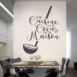 Sticker mural la cuisine