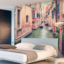 Déco murale canaux de Venise 3