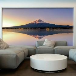 Papier peint lac Kawaguchiko