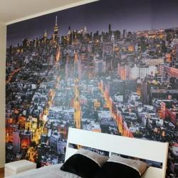Adhésif panoramique New York