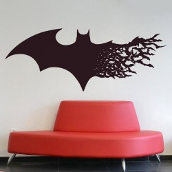 Sticker mural Batman