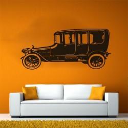 Sticker de voiture classique
