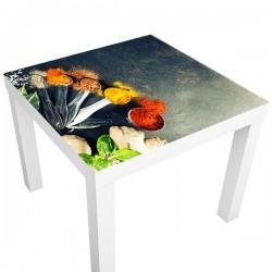 Sticker table ikea...