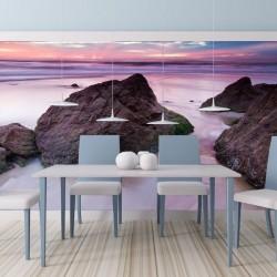Papier peint paysage marin