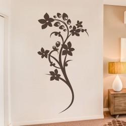 Sticker mural fleur d'amande