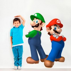 Sticker Super Mario Bros