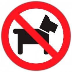 Sticker entreprise chiens...