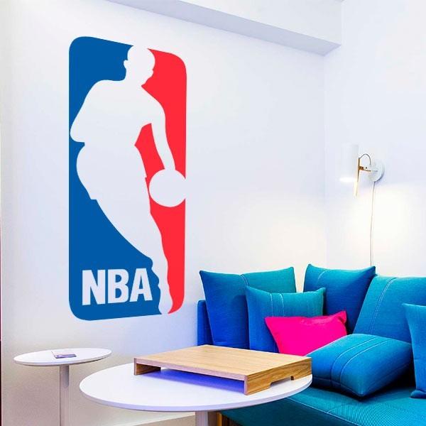 Sticker décoratif NBA