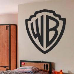 Sticker décoratif WB