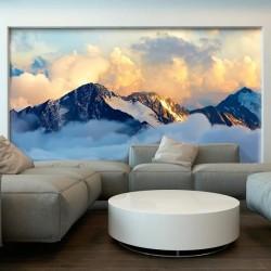 Adhésif paysage de montagne