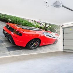 Déco murale Ferrari