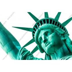 Déco mur statue de la Liberté