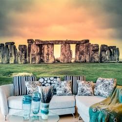 Déco murale stonehenge