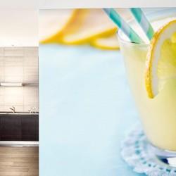 Papier peint limonade