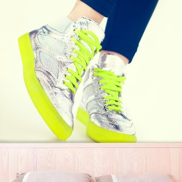 Adhésif  tennis fluorescent