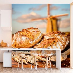 Revêtement mural pain