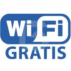 Vinilo escaparate wifi gratis