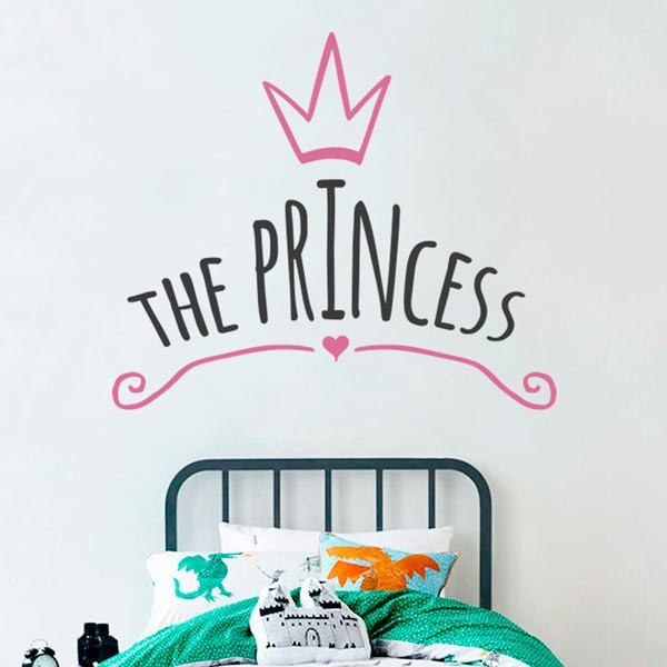 Sticker the princess