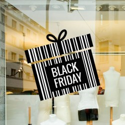 Sticker black friday