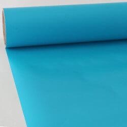 Sticker au mètre mat bleu ciel